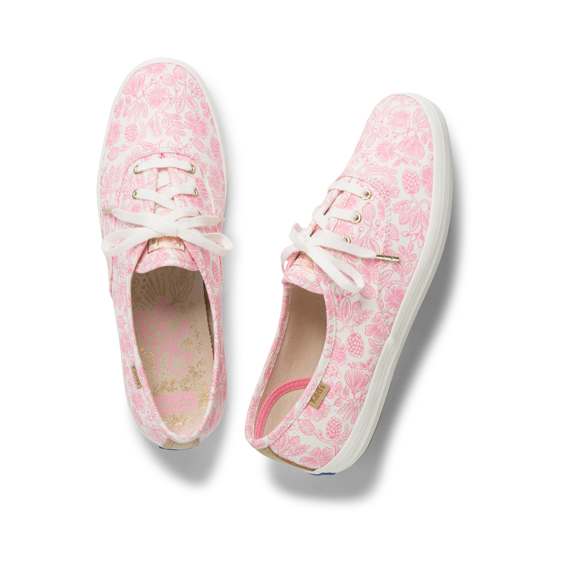 Moxie Floral Champion Sneaker
