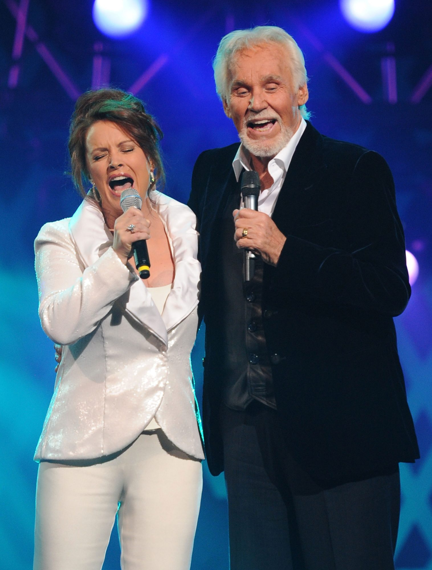 Kenny Rogers: The First 50 Years Show - Show
