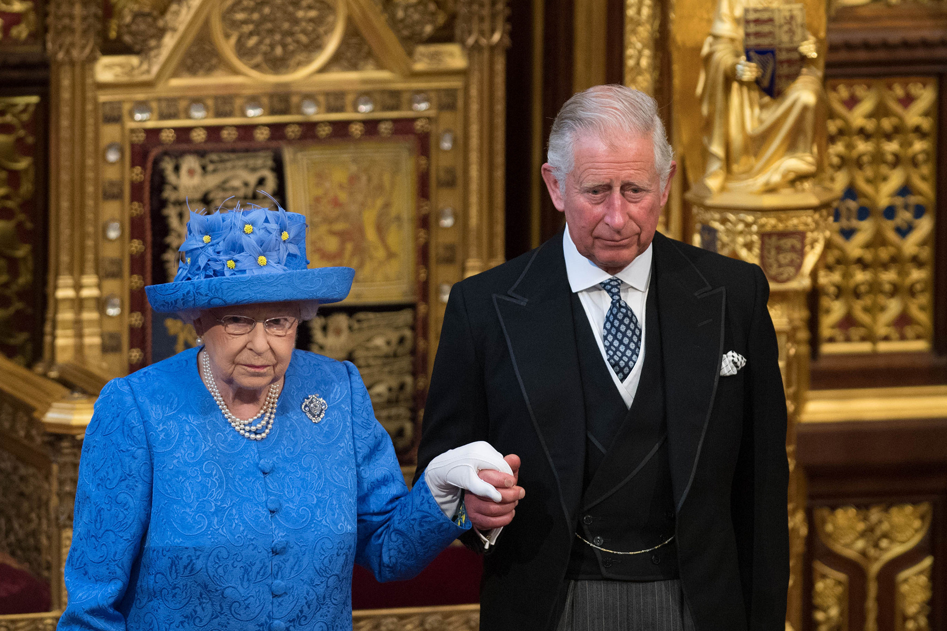 How Queen Elizabeth Is Doing After Son Prince Charles Tests Positive for Coronavirus