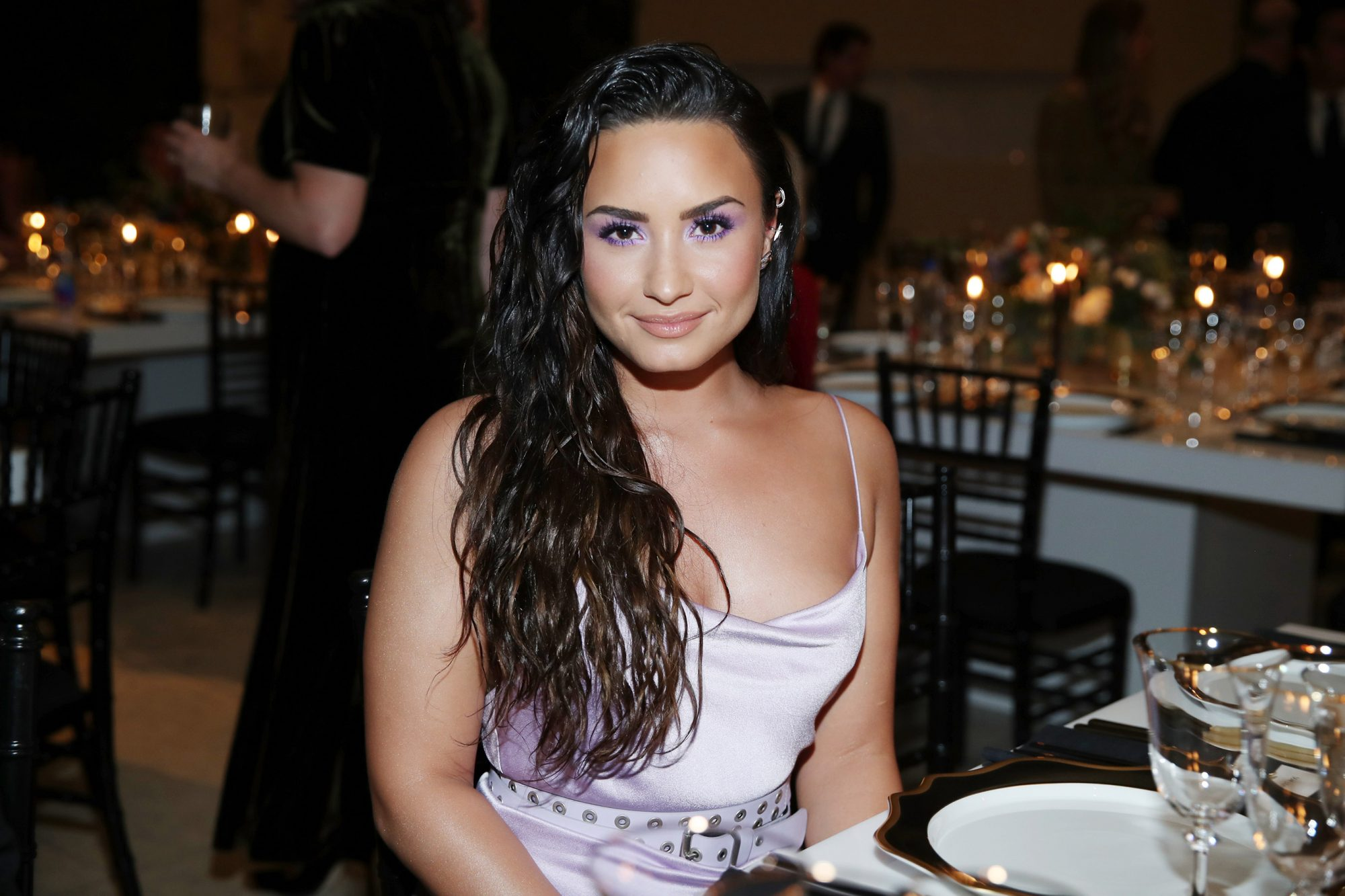 Demi Lovato's  Fluid  Relationship with Love