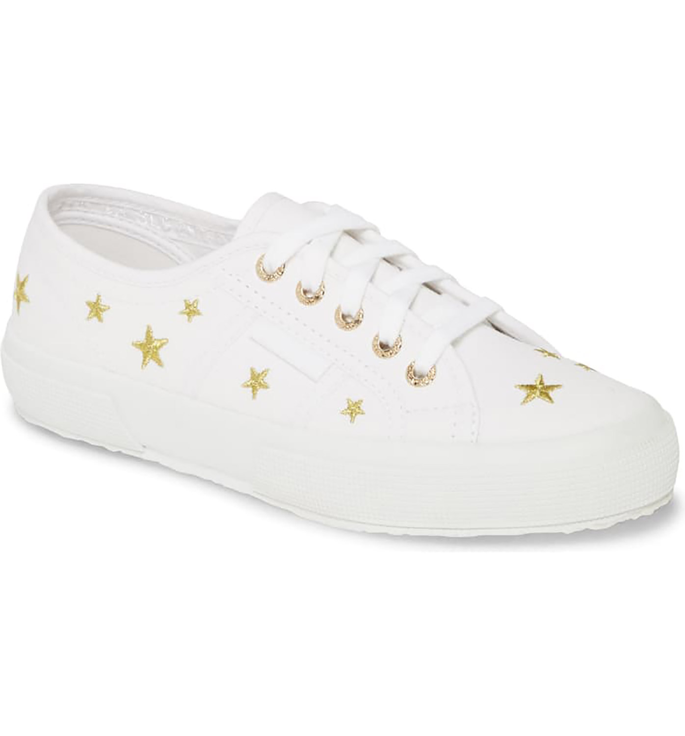 Superga 2750 Embroidered Star Sneaker