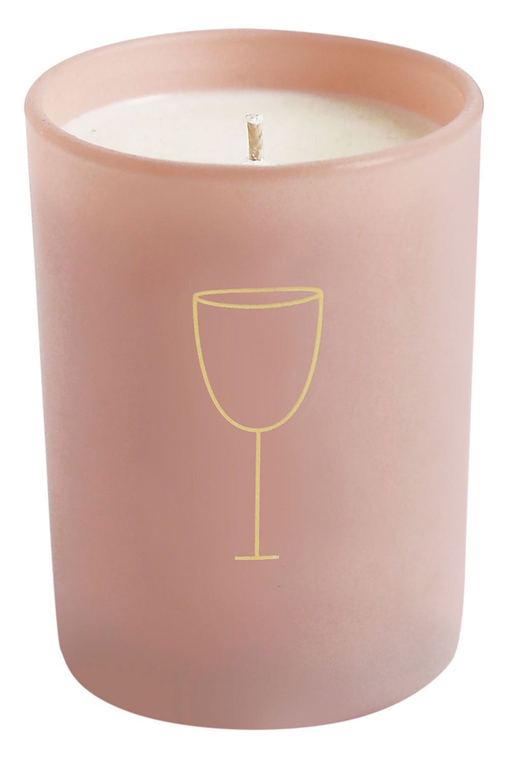 Brooklyn Candle Studio Pink Disco Prosecco Candle