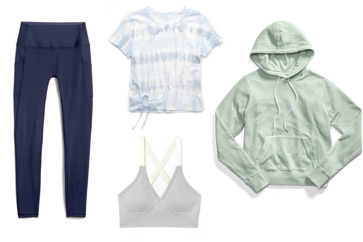workout at home apparel