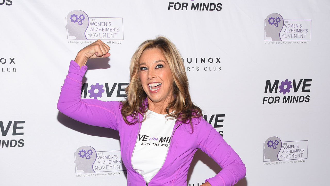 WATCH: Stay Fit, Happy & Healthy While at Home with Denise Austin's 5 Minute Workout