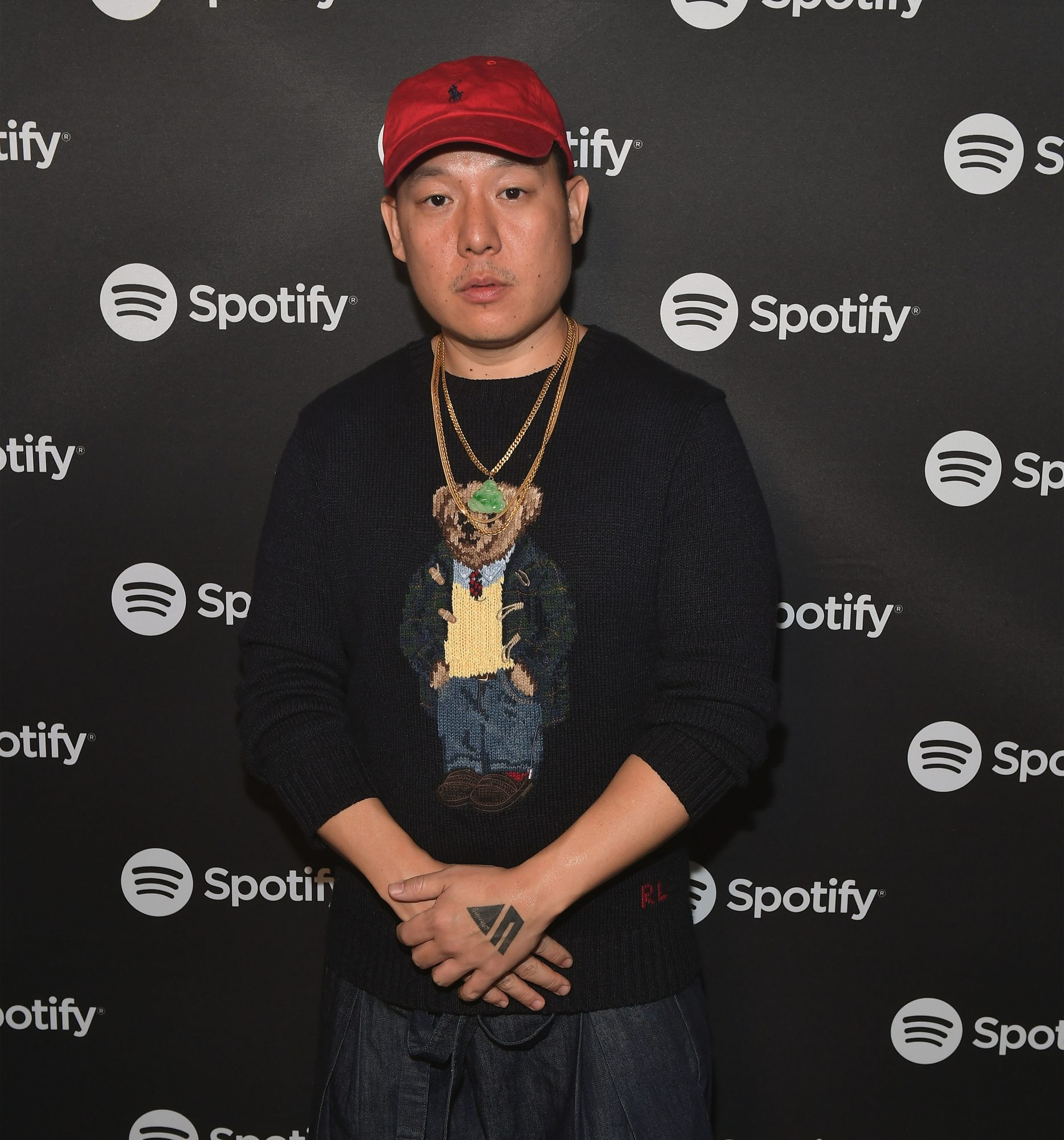 Spotify Supper at CES featuring Eddie Huang and Wiz Khalifa