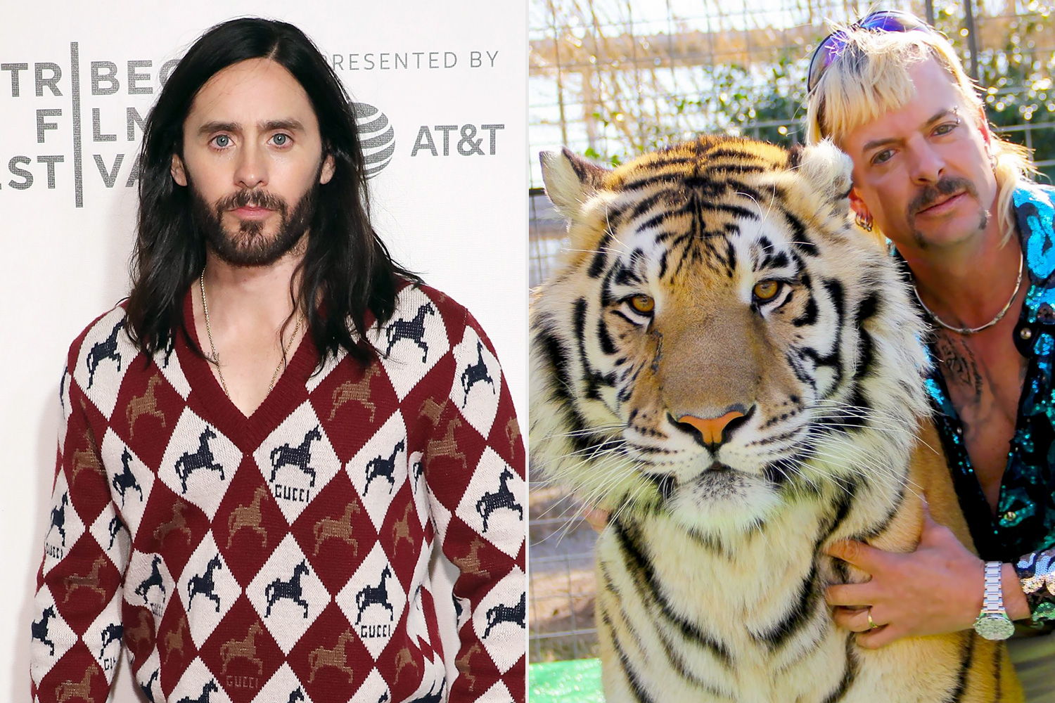 Jared Leto Dressed Up as Joe Exotic to Live Tweet Netflix's Tiger King Streaming Party
