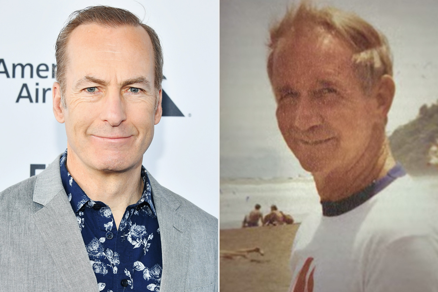 Bob Odenkirk and Don Lewis Tiger King Dream Cast