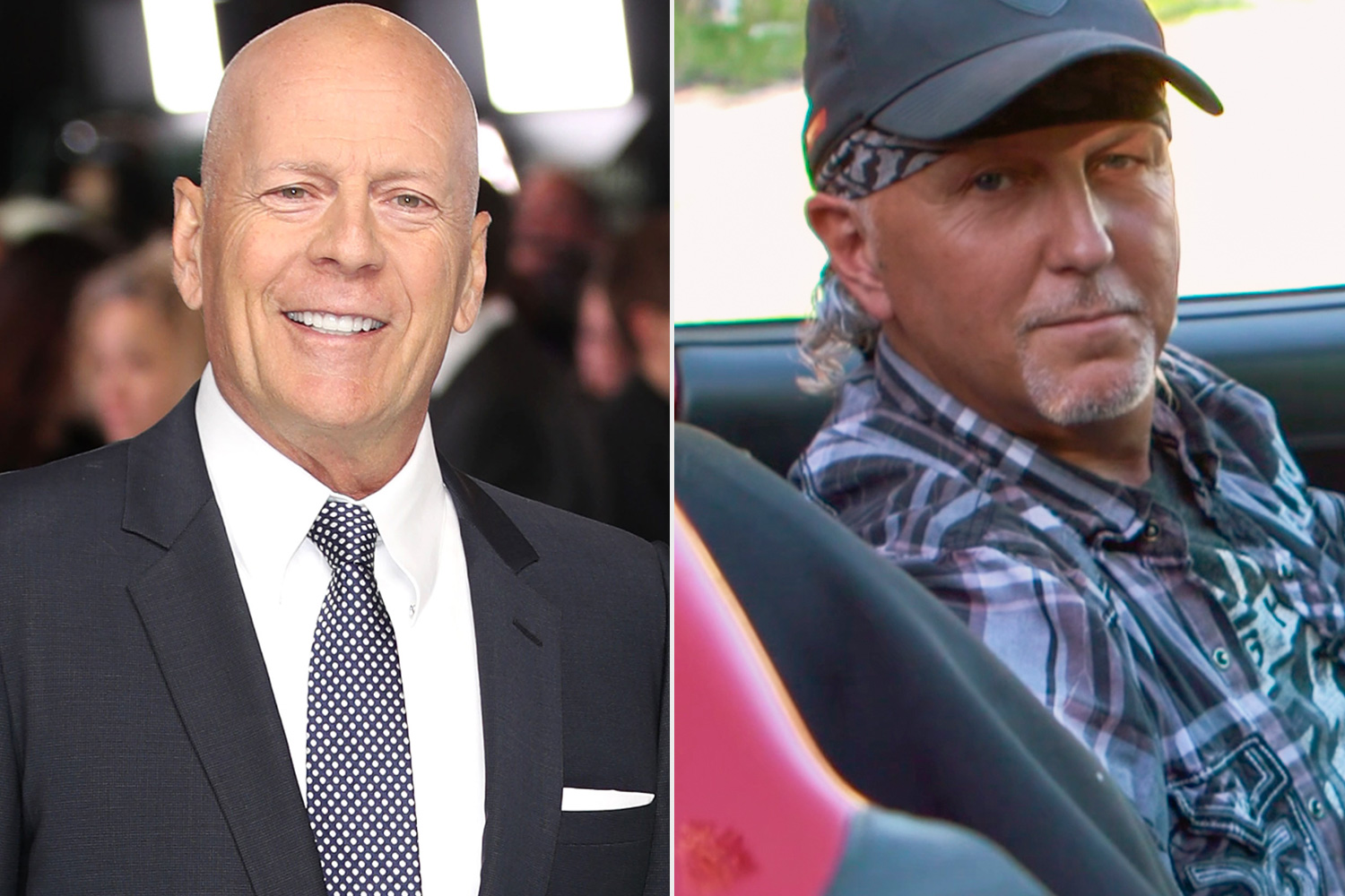 Tiger King Dream Cast Bruce Willis and Jeff Lowe