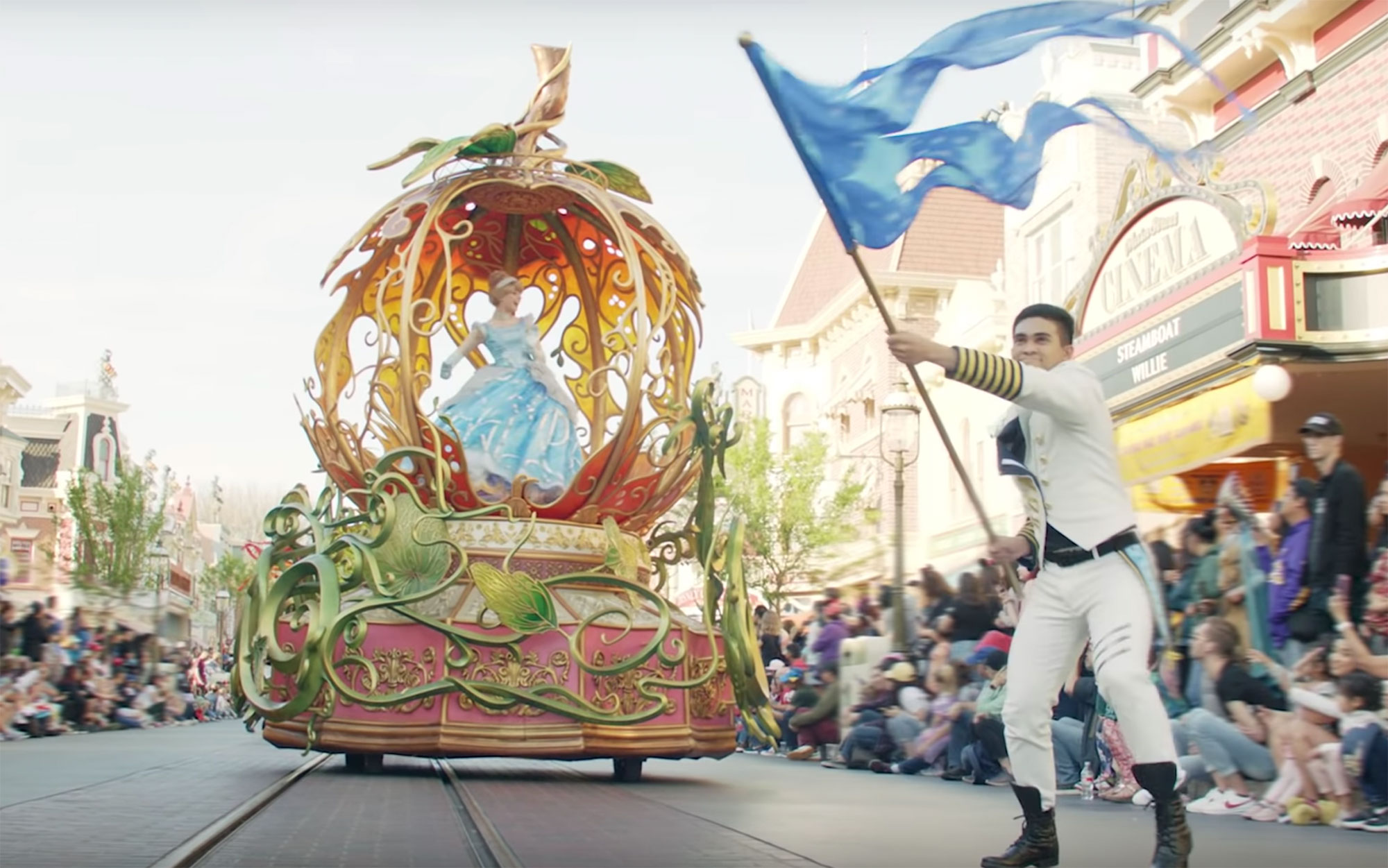 Disney World Parade