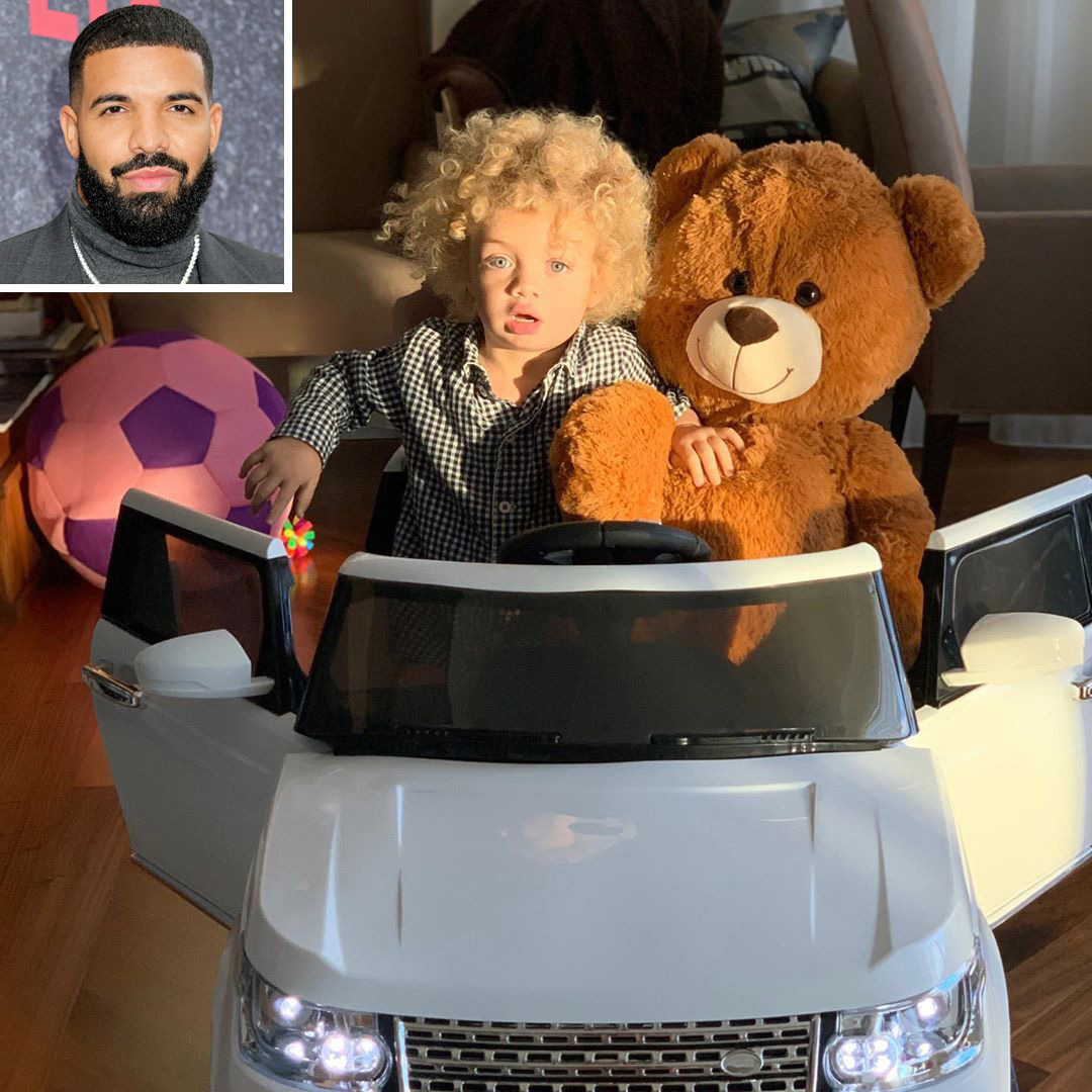 Drake Shares First Photo of Son Adonis, Says He 'Can't Wait' Until the 'Joyous Day' When they can Reunite: 'I Love and Miss My Beautiful Family '