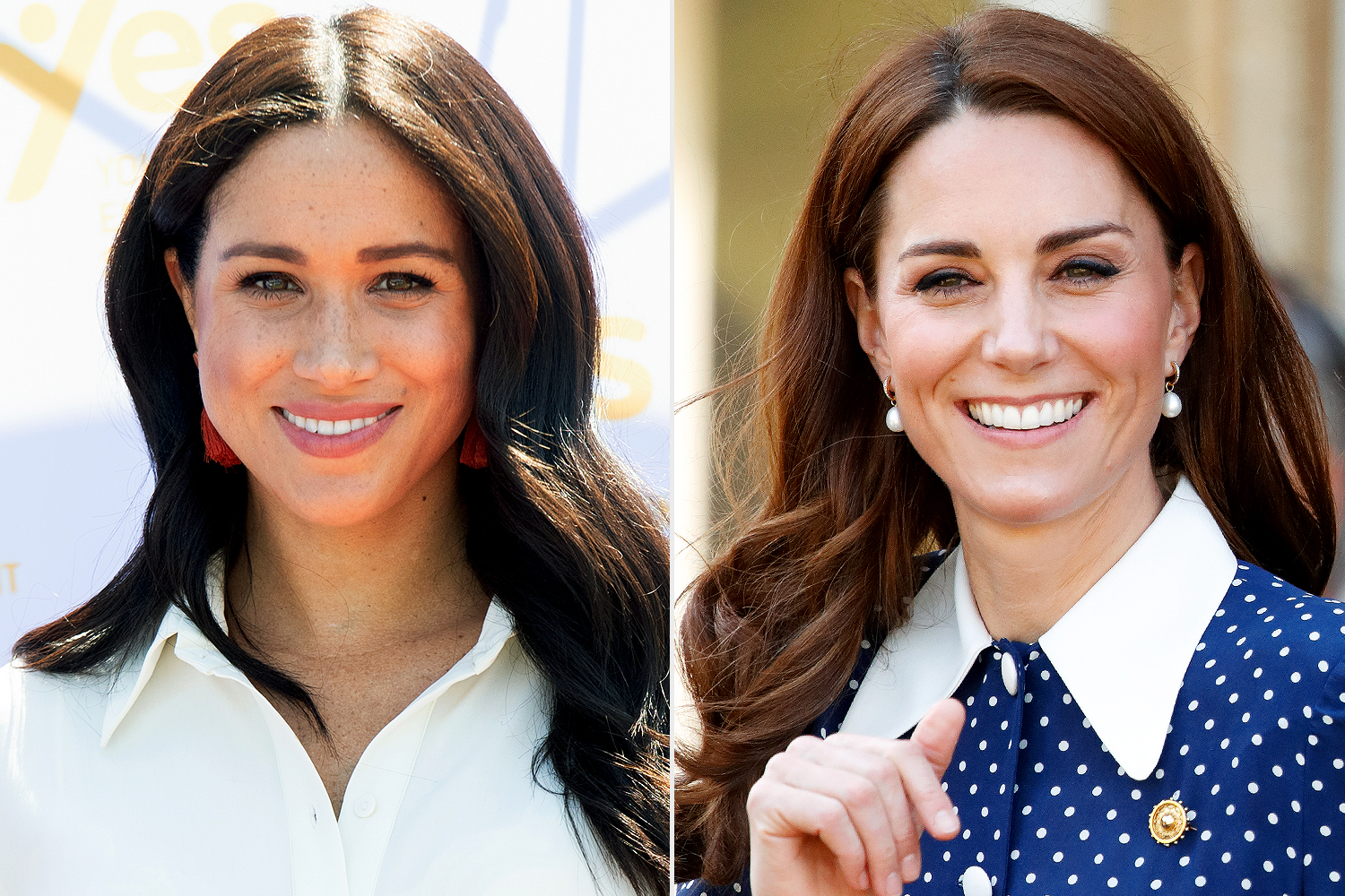 meghan markle; kate middleton