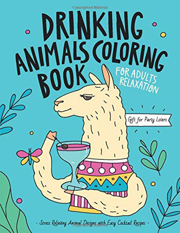 /Amazon Adult Coloring Books
