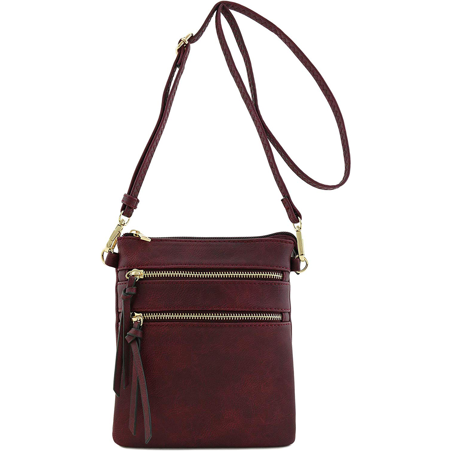 Amazon Shoppers Call This Crossbody Purse With Pockets a 'Must-Have'