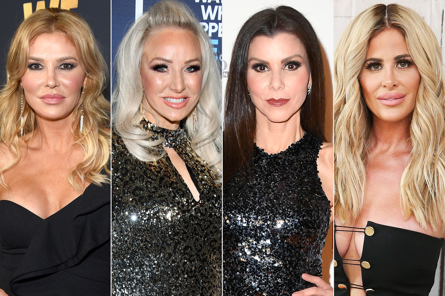 Brandi Glanville; Margaret Josephs; Heather Dubrow, Kim Zolciak-Biermann