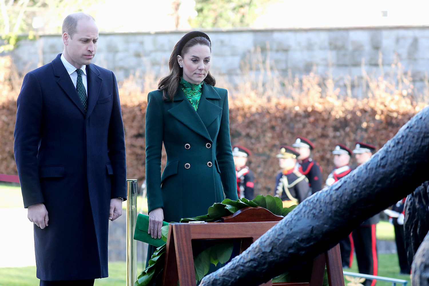 The Duke And Duchess Of Cambridge Visit Ireland - Day One