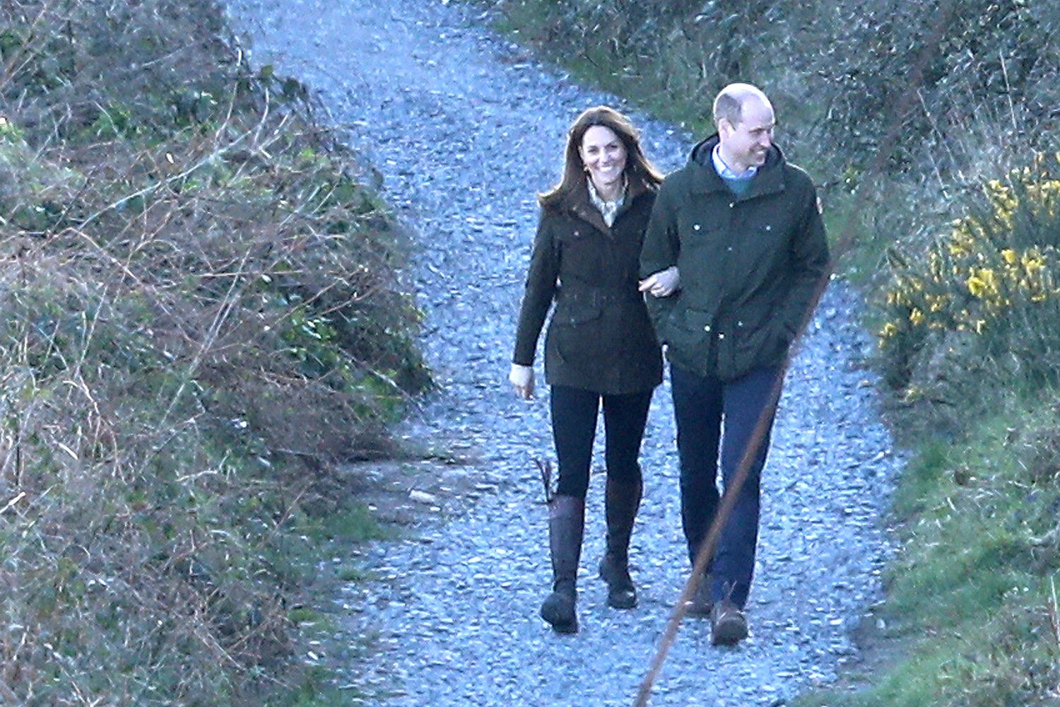 William and Kate in Ireland