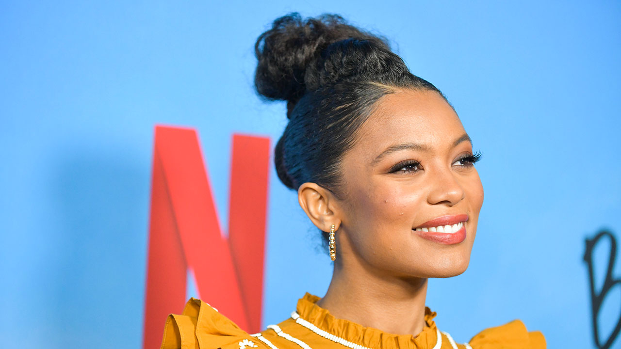 Jaz Sinclair Says Being Clairvoyant, Like Her CAOS Character, Affects Her Life 'Probably Daily'
