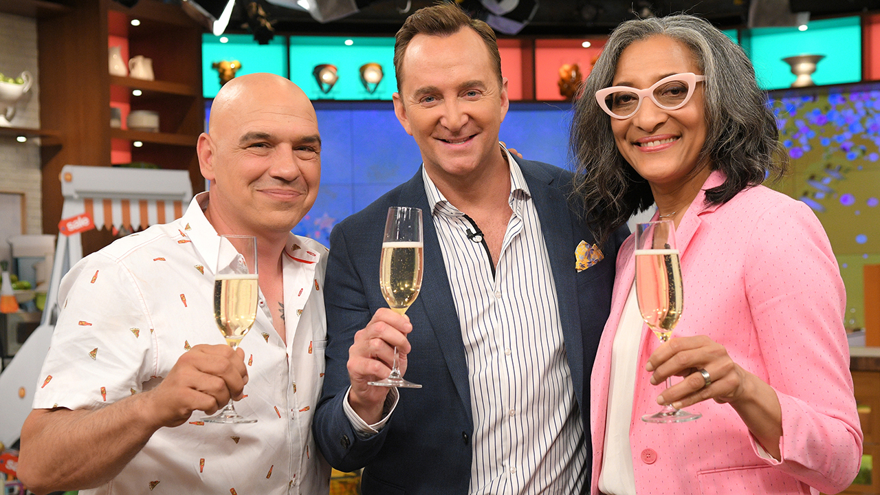 Clinton Kelly Thought He'd Have a New Show with Carla Hall and Michael Symon After 'The Chew'