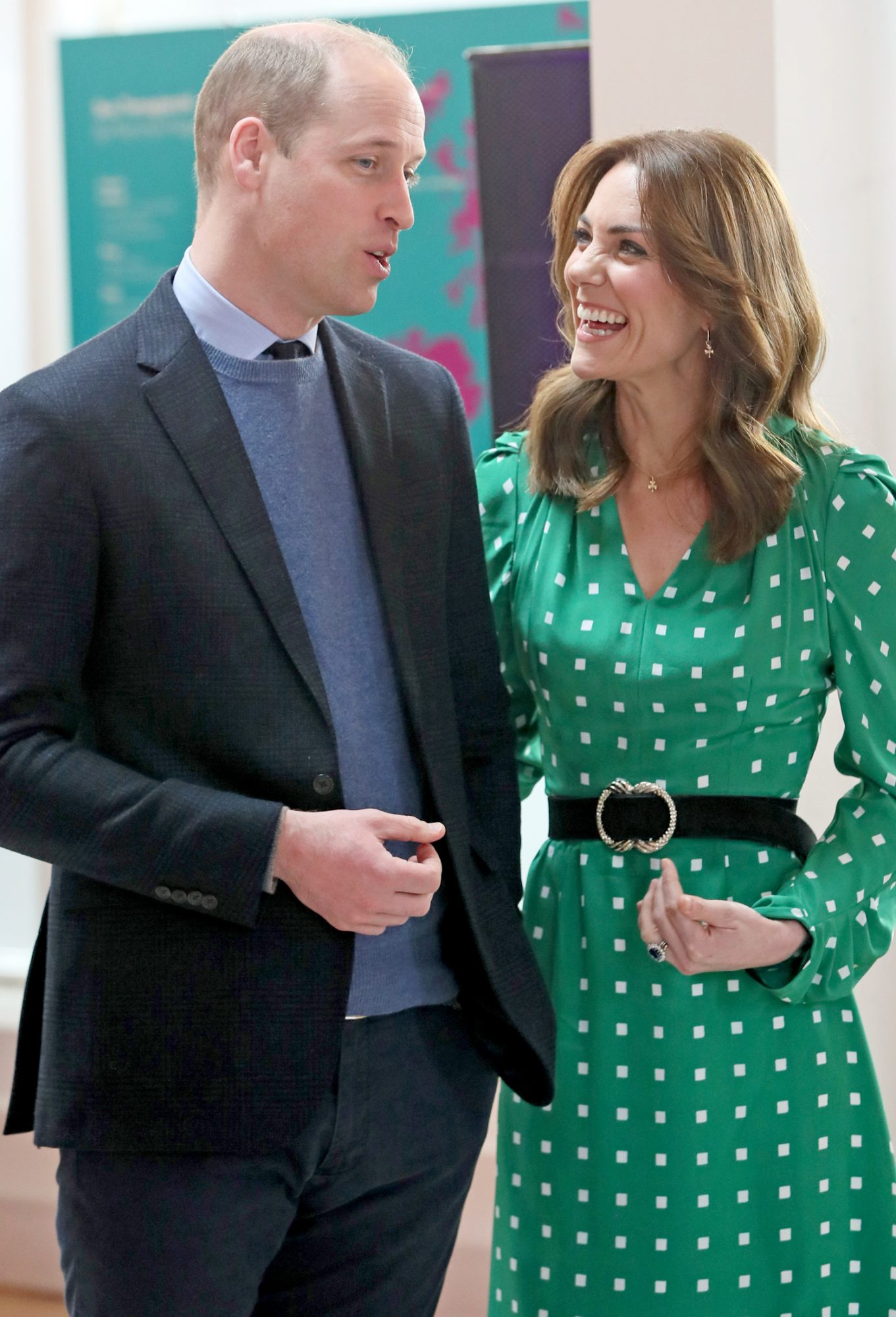The Duke and Duchess of Cambridge visit Galway
