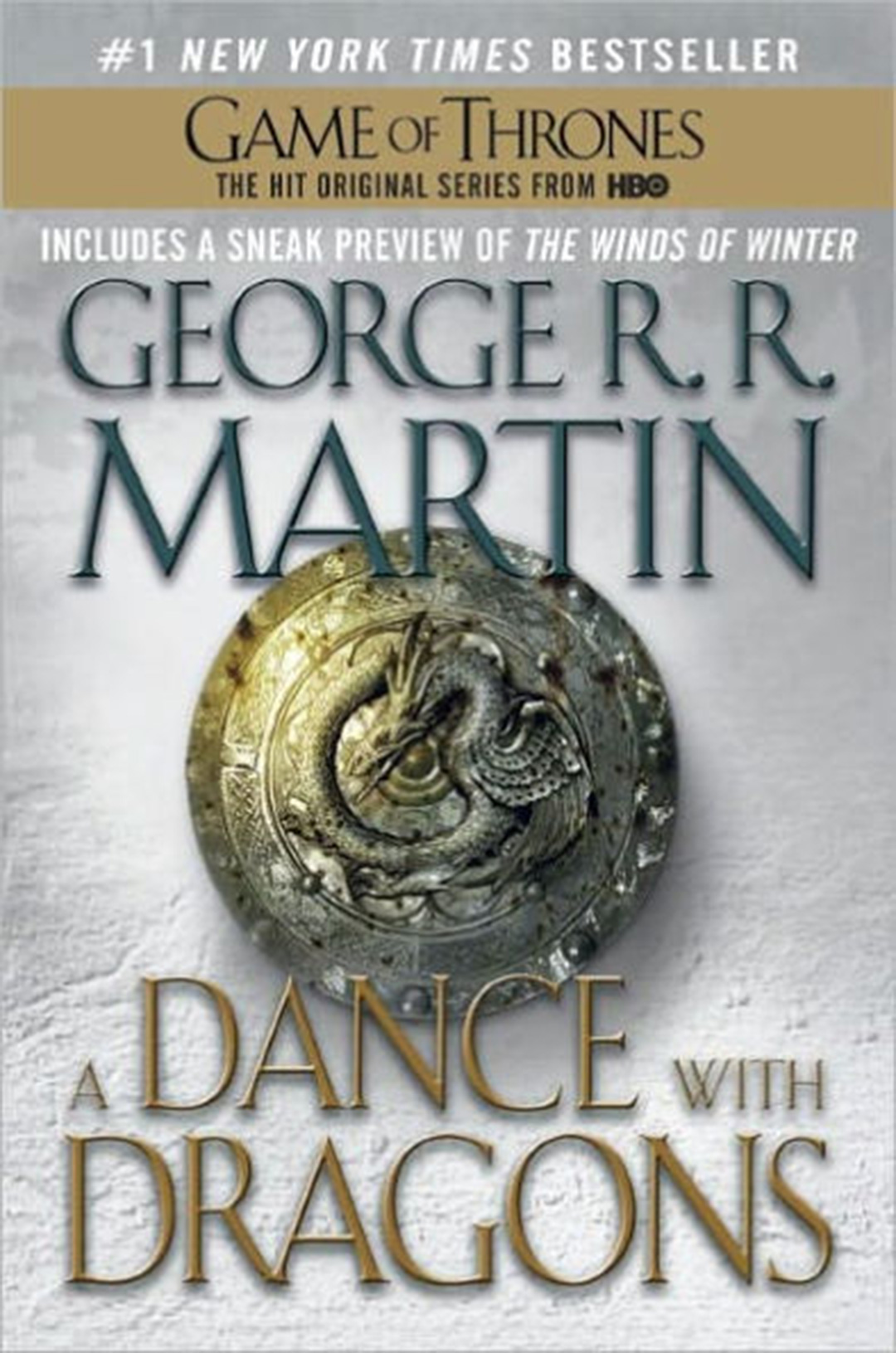 A Dance with Dragons George R.R. Martin