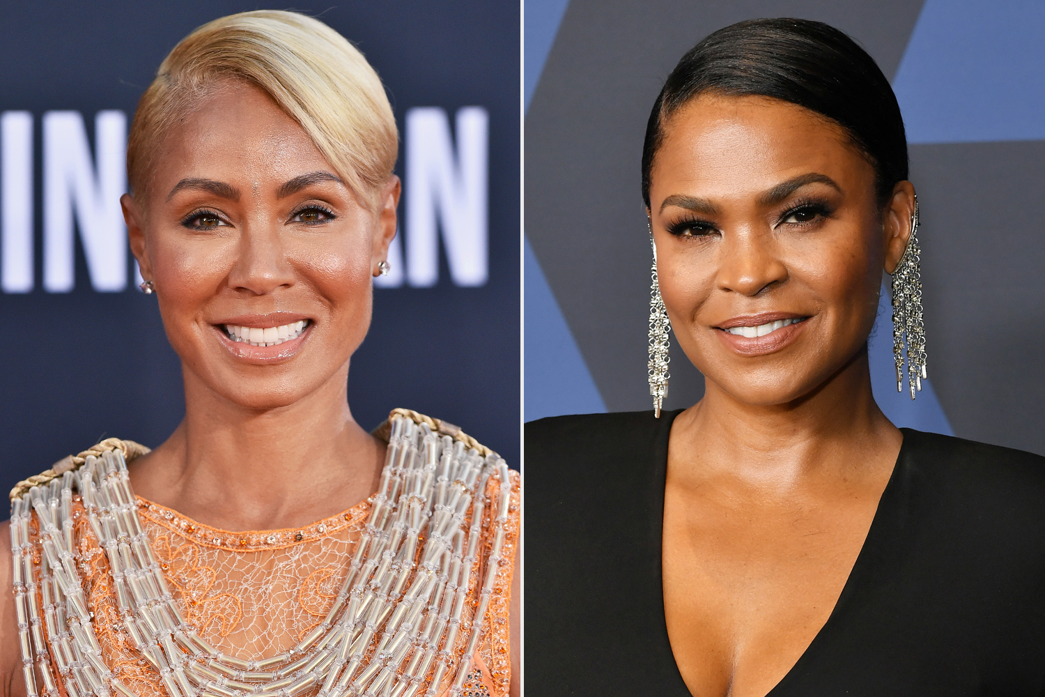 Jada Pinkett Smith and Nia Long both auditioned for Fresh Prince of Bel-Air