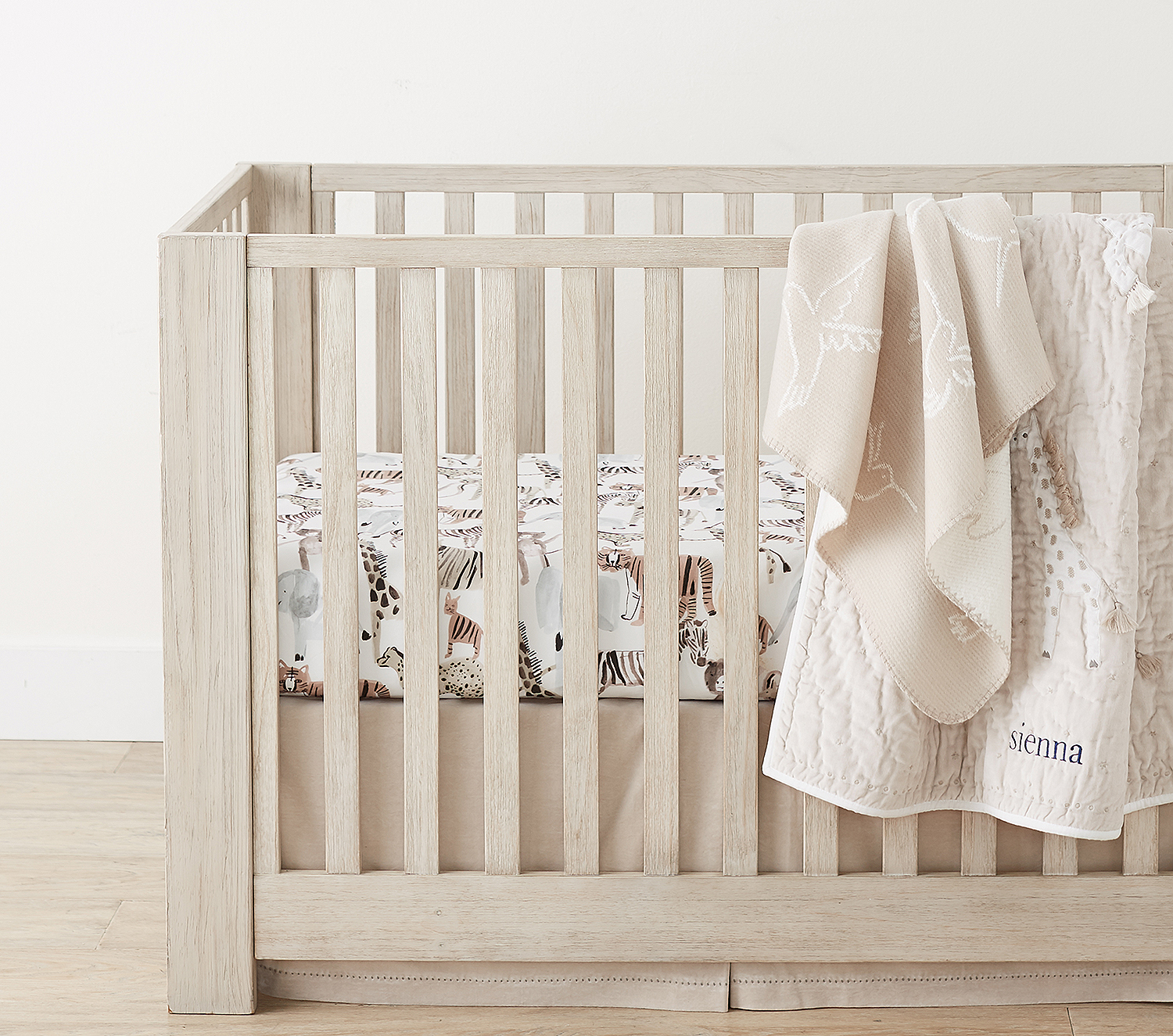 Jeremiah Brent's pottery barn kids collection