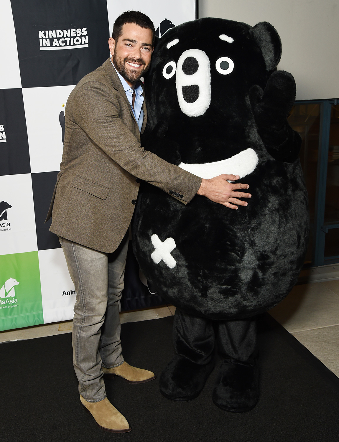 Jesse Metcalfe attends Animals Asia: Kindness in Action at NeueHouse Hollywood on March 05, 2020 in Los Angeles, California