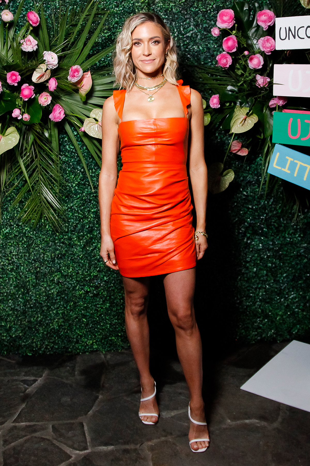 Kristin Cavallari attends the Uncommon James SS20 Launch Party hosted by Kristin Cavallari at Gracias Madre on March 05, 2020 in West Hollywood, California.