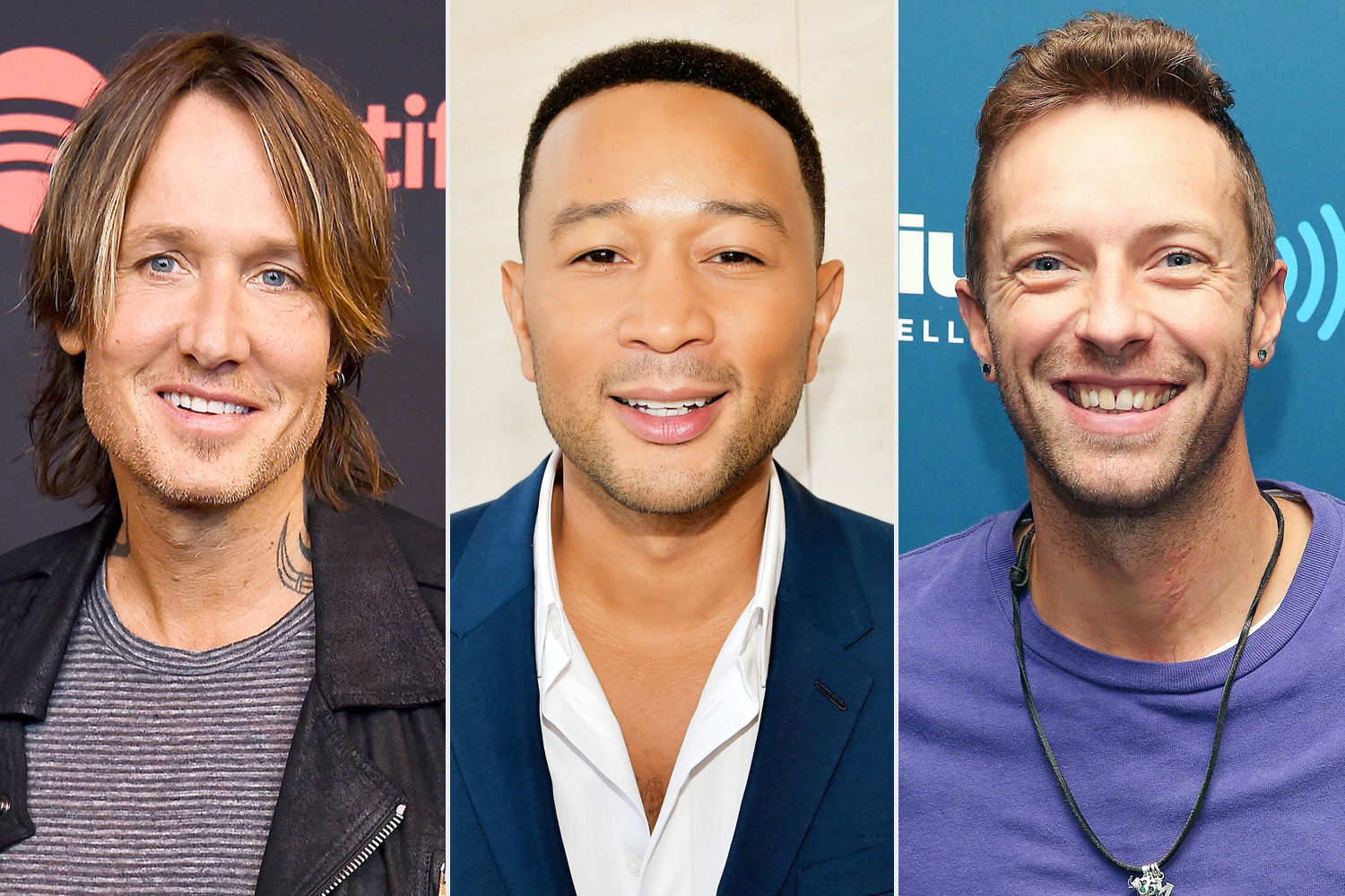 Chris Martin, John Legend, Keith Urban and More Livestream Concerts Amid Coronavirus Outbreak