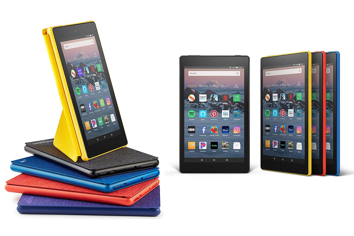 Amazon deals fire Tablet 8 Sale
