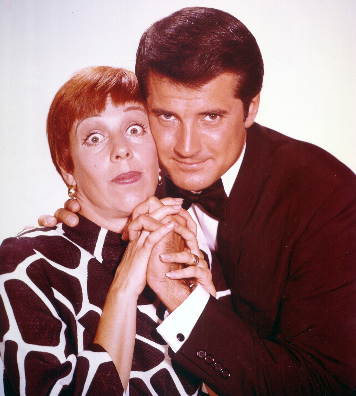 The Carol Burnett Show (CBS) September 1967- August 1978 Shown: Carol Burnett. Lyle Waggoner