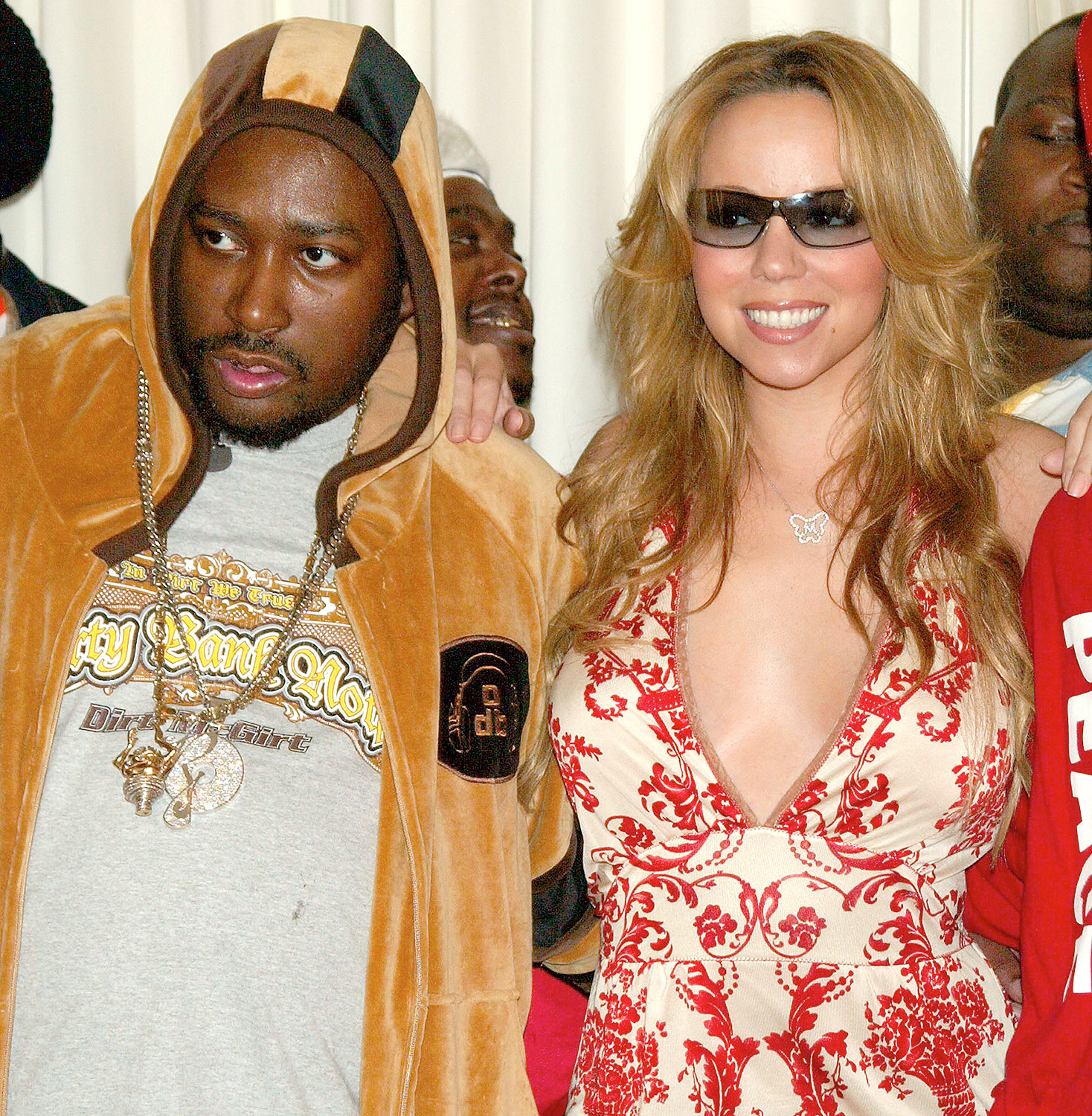 Mariah Carey, Ol' Dirty Bastard