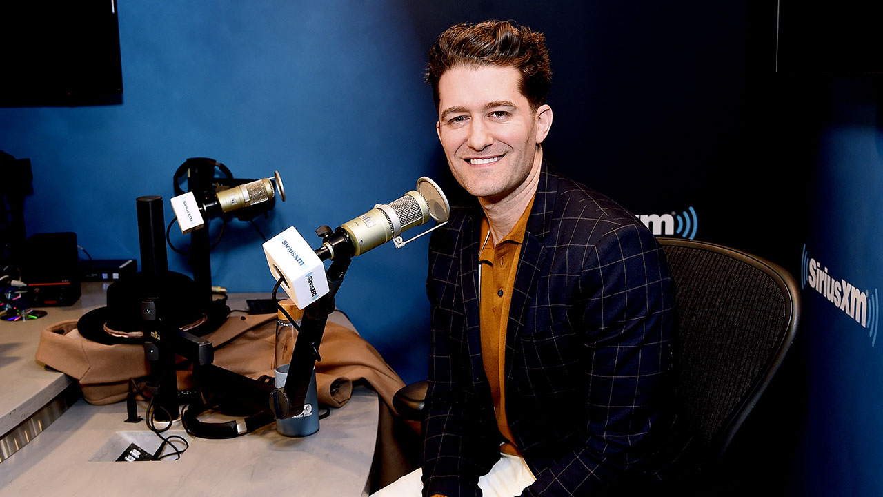 Matthew Morrison On His New 'Disney Dreamin' Album and Dance Parties with His Son