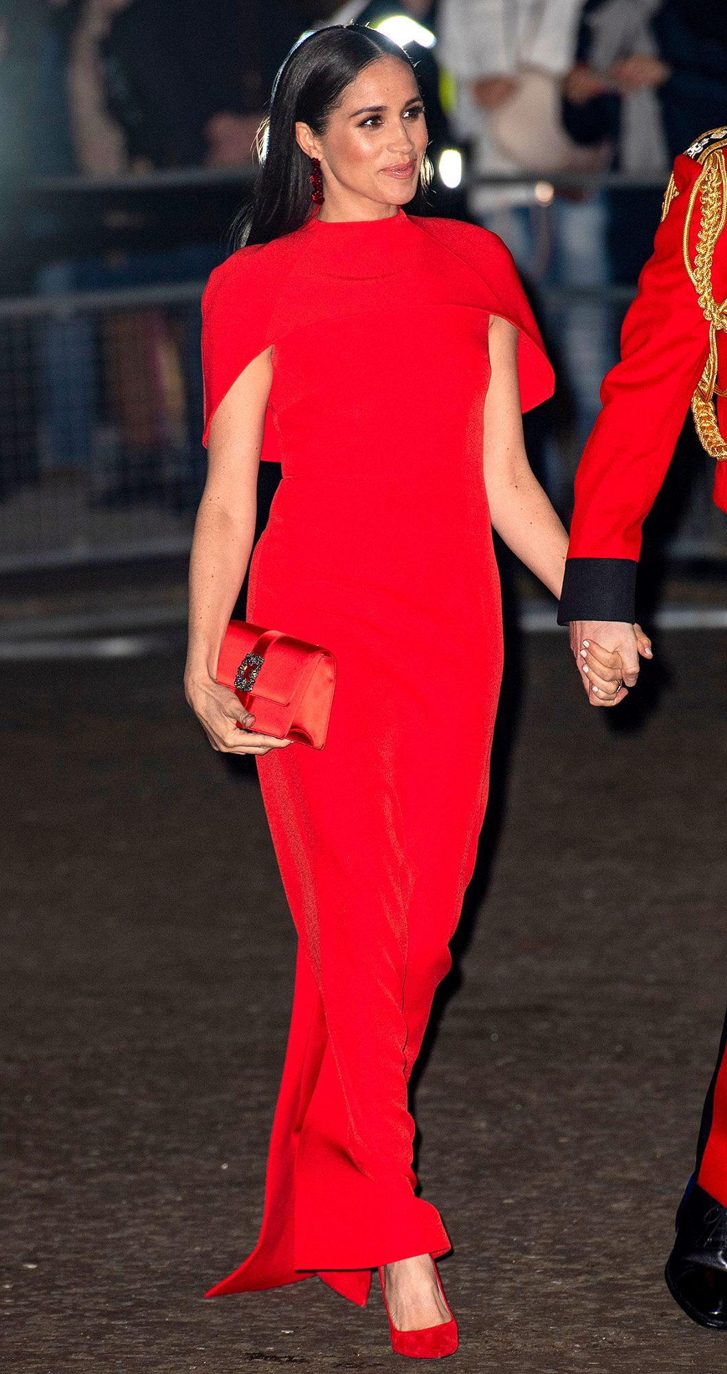 Meghan Duchess of Sussex Mountbatten Festival of Music at the Royal Albert Hall, London, UK - 07 Mar 2020