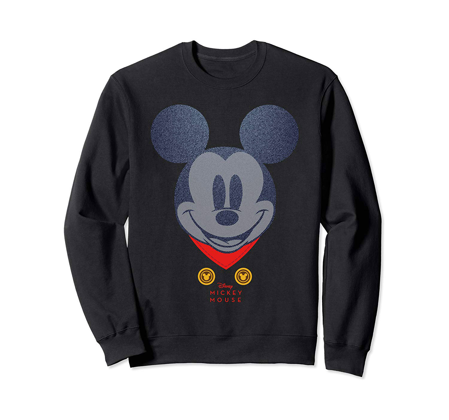 Disney Year of the Mouse March Mickey Mouse Sweatshirt