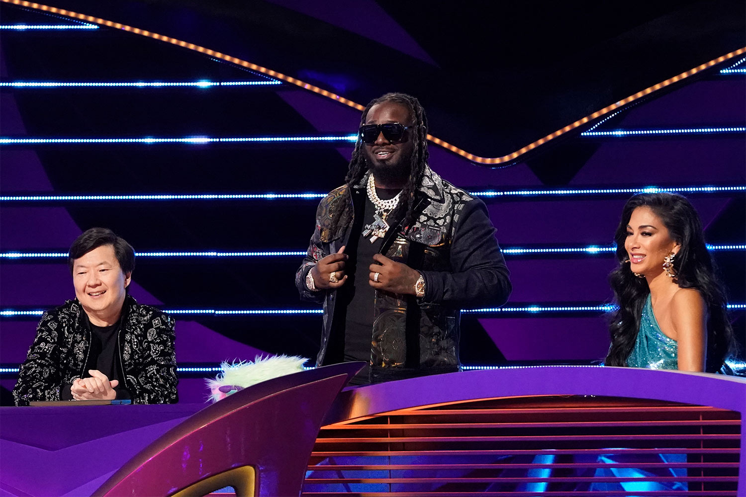 THE MASKED SINGER - T PAIN
