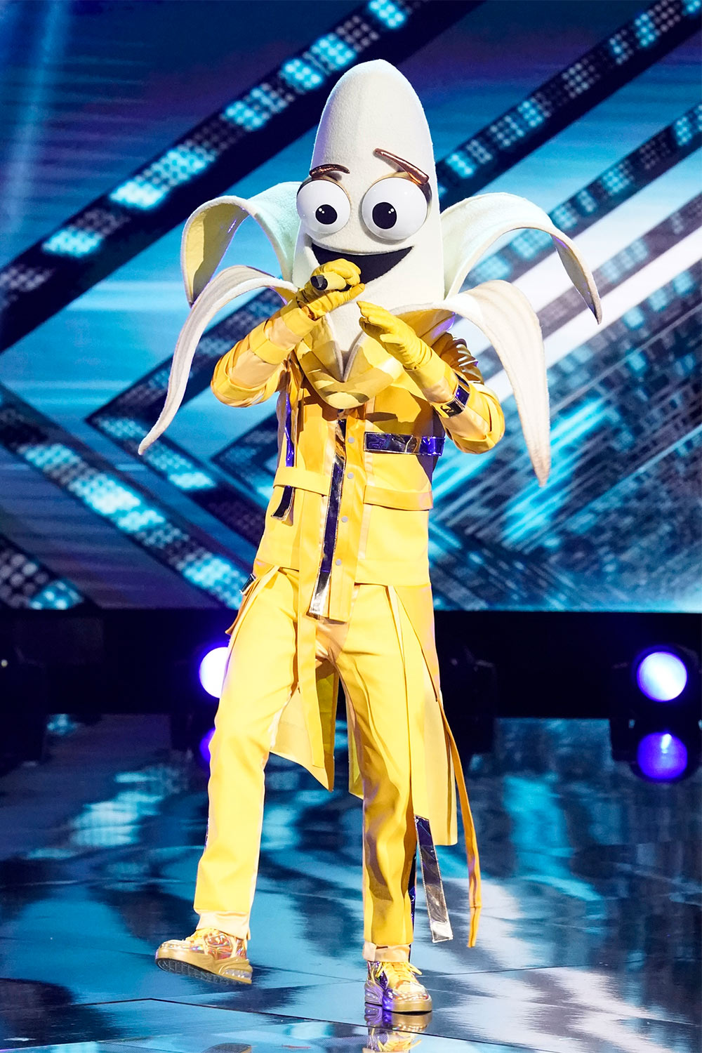 THE MASKED SINGER: The Banana
