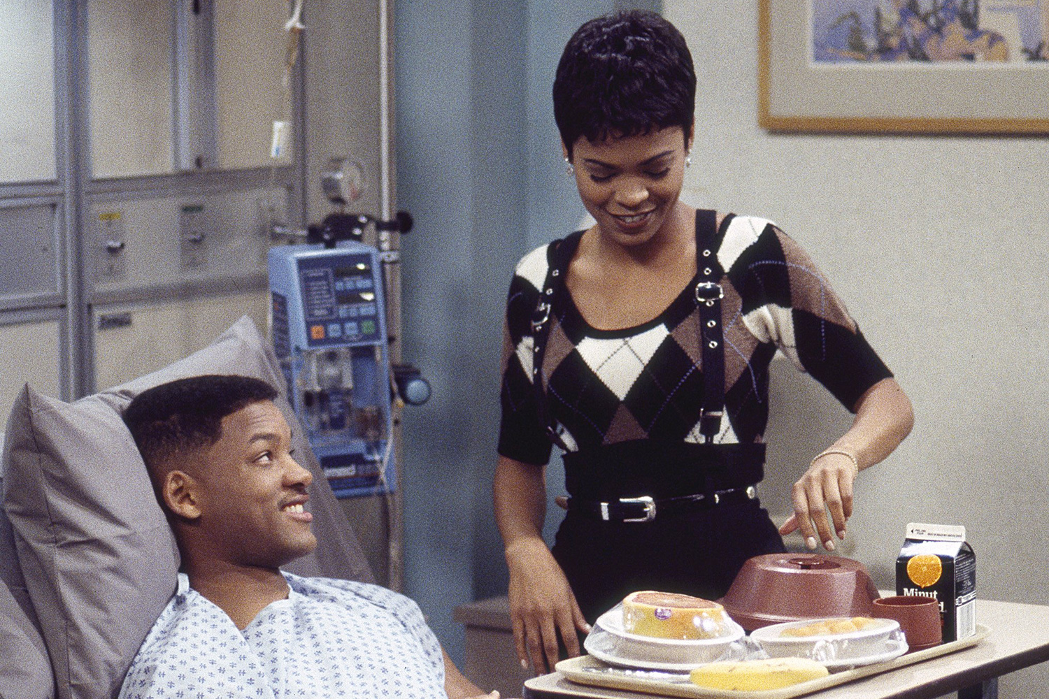 The Fresh Prince of Bel-Air Will Smith as William 'Will' Smith, Nia Long as Lisa Wilkes