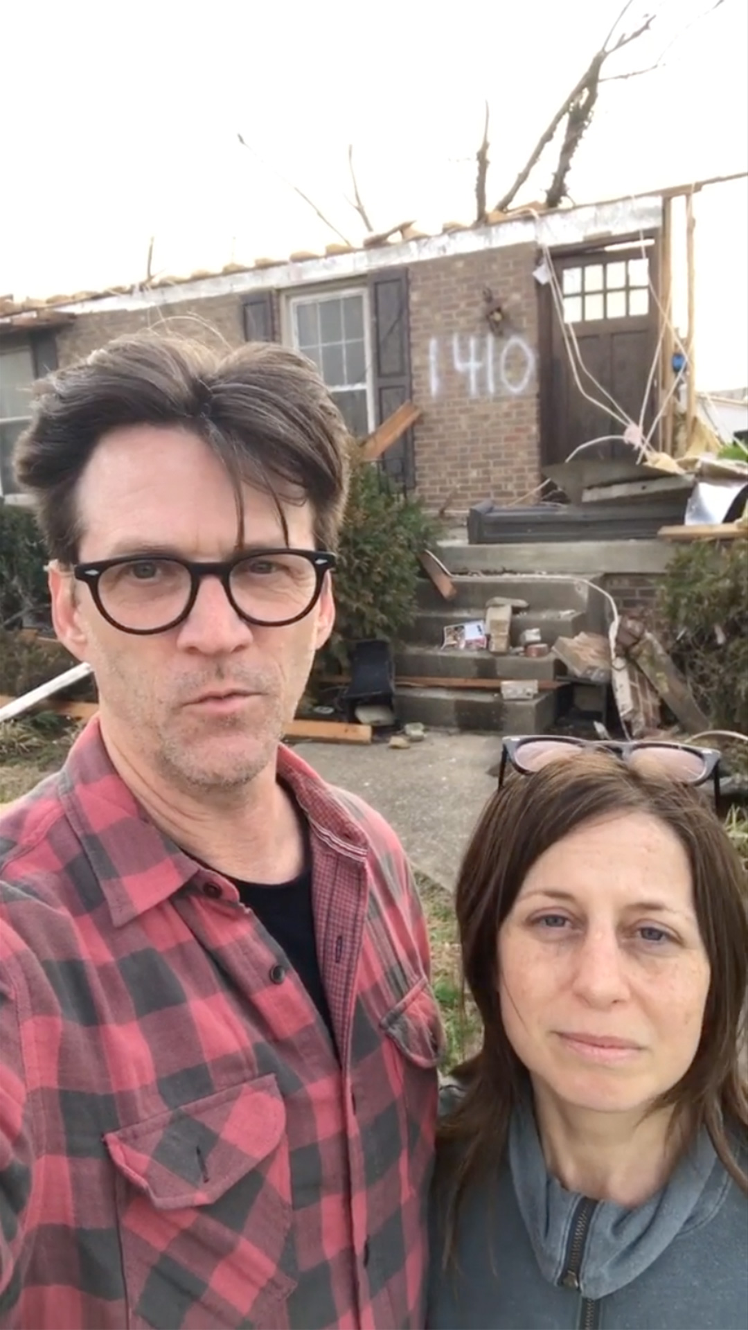 Steve Misamore, Dierks Bentley's longtime drummer Steve Misamore shows home destroyed by tornado: 'it's just bricks and lumber and nails'