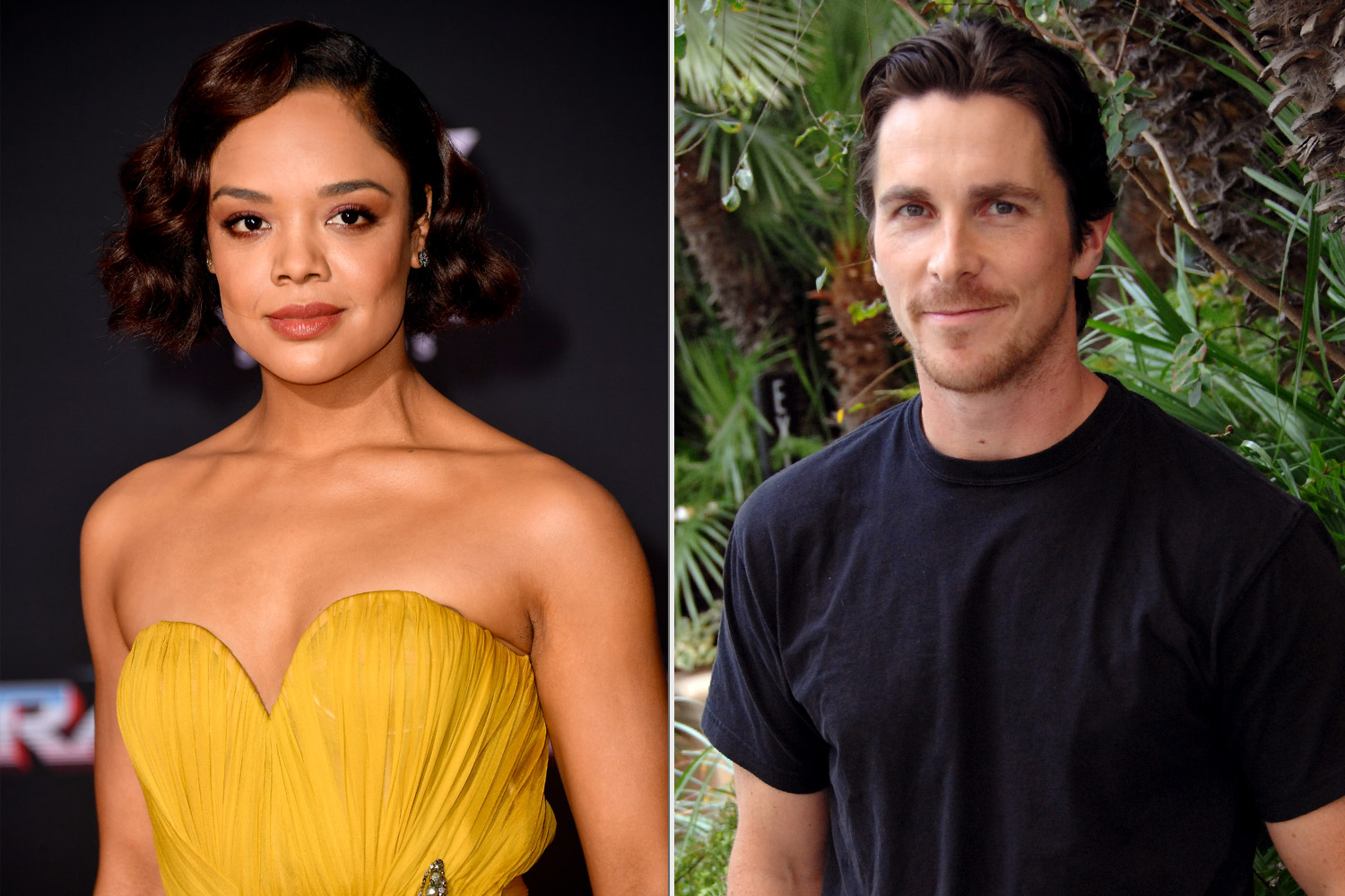Tessa Thompson, Christian Bale