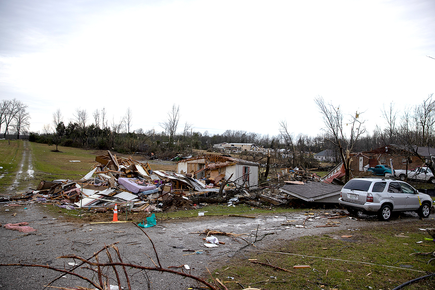 tornadoes in Cookeville, Tennessee