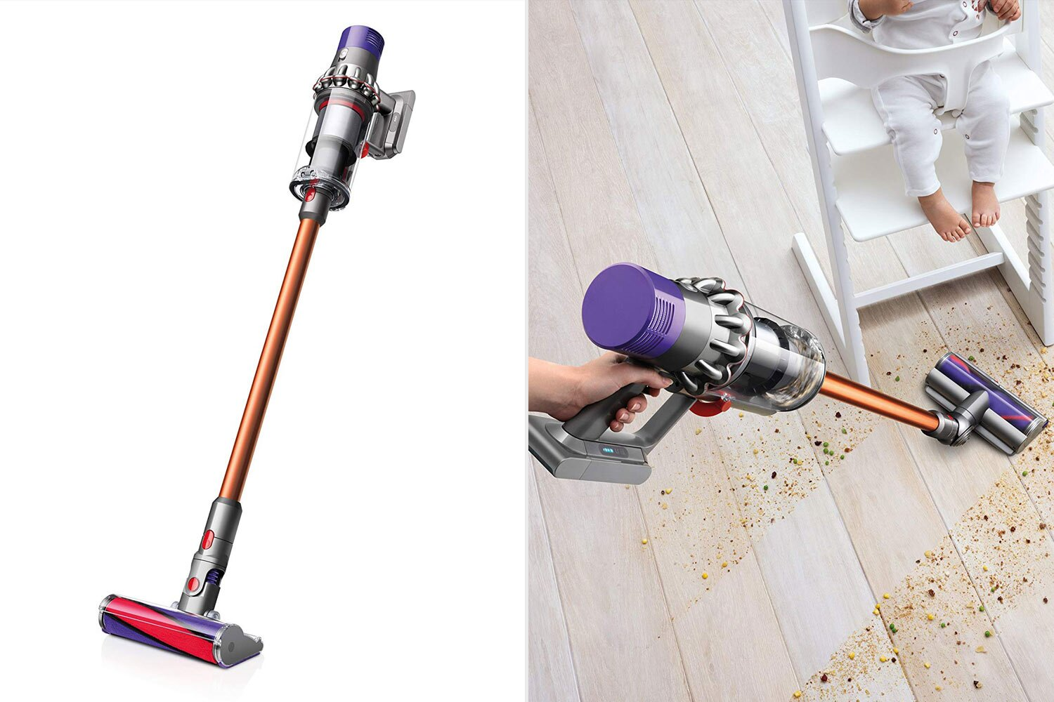 Dyson Deal The Cyclone V10 Absolute Vacuum Is On Sale On Amazon People Com