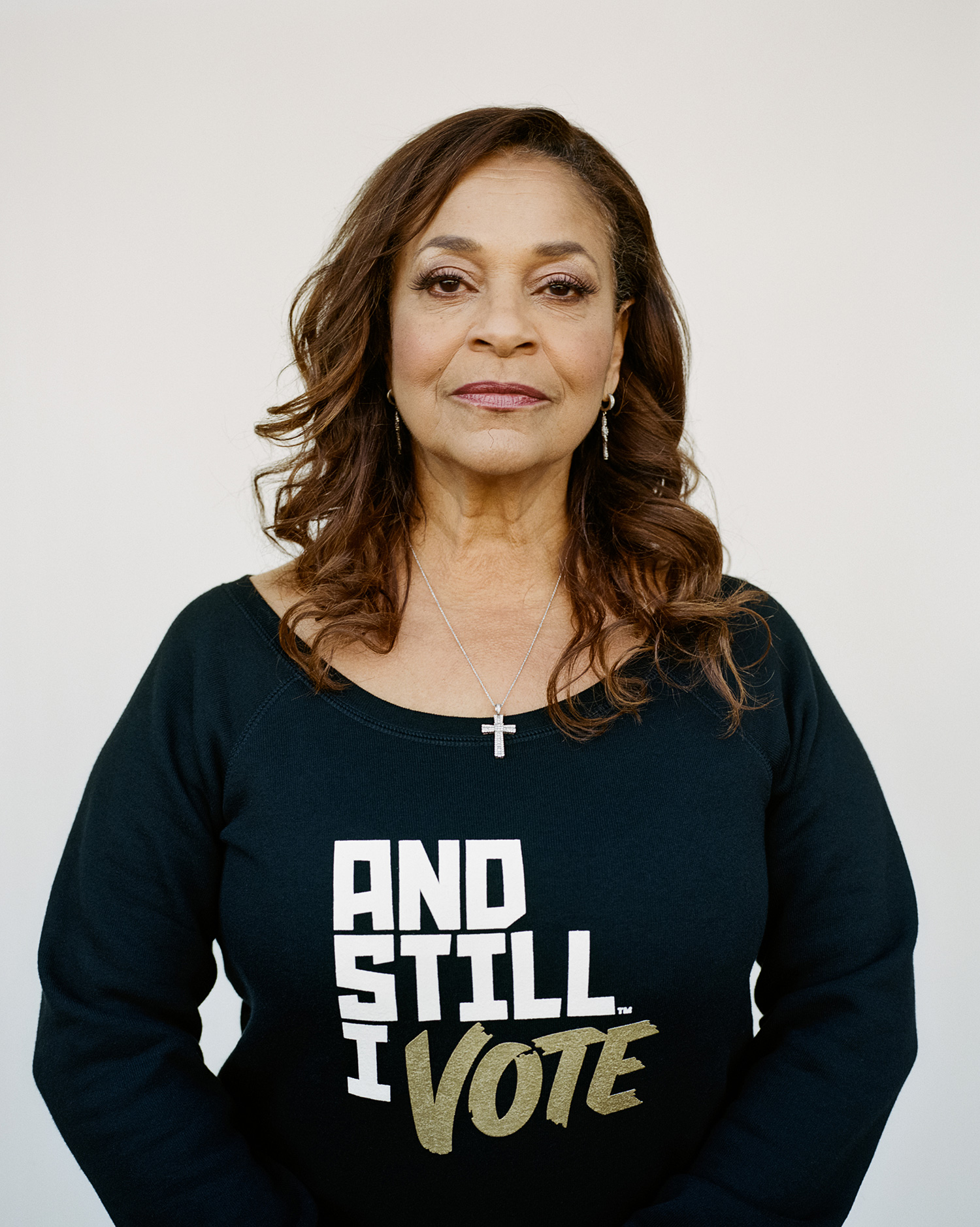 Debbie ALlen Voting Rights Portraits