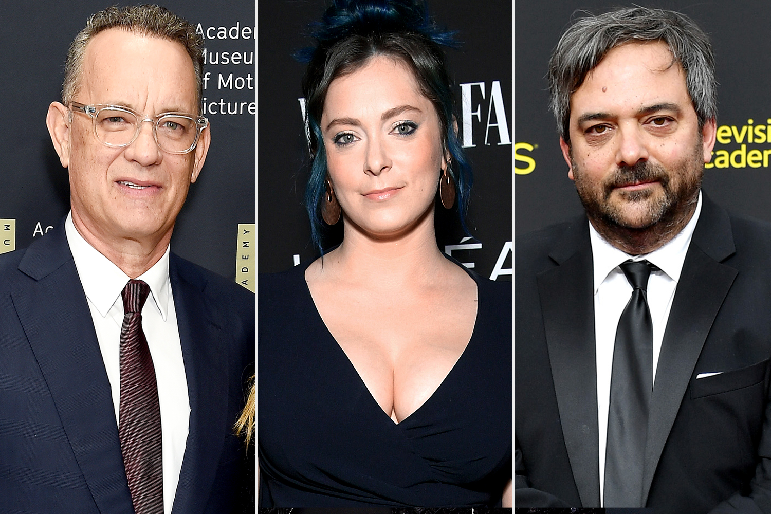 Tom Hanks; Rachel Bloom; Adam Schlesinger