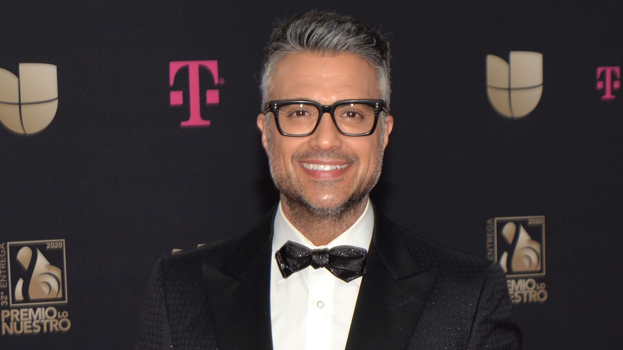 Self-Isolating Isn't Stopping Actor Jaime Camil From Helping in the Fight Against Coronavirus