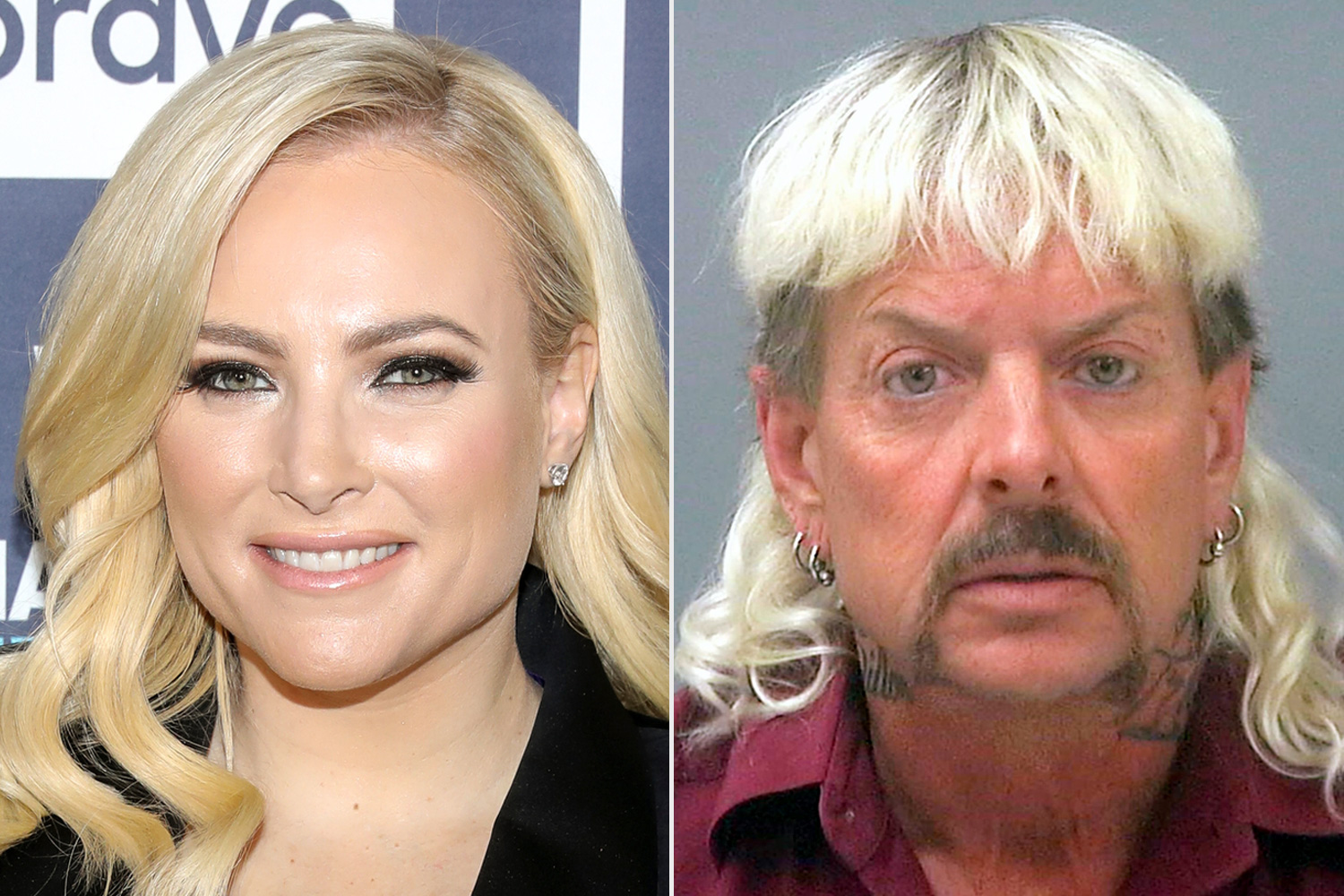Meghan McCain Says She Almost Signed a Petition to Have Joe Exotic Pardoned