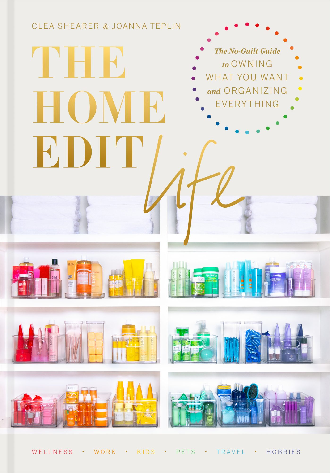 The Home Edit New Book Cover