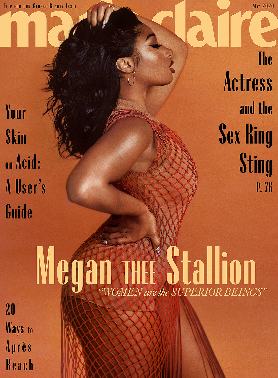megan thee stallion Marie Claire