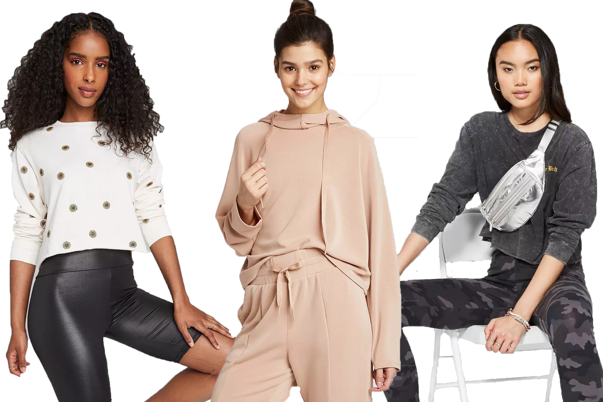Target Secretly Has the Coolest Loungewear Section — and Prices Start at $3