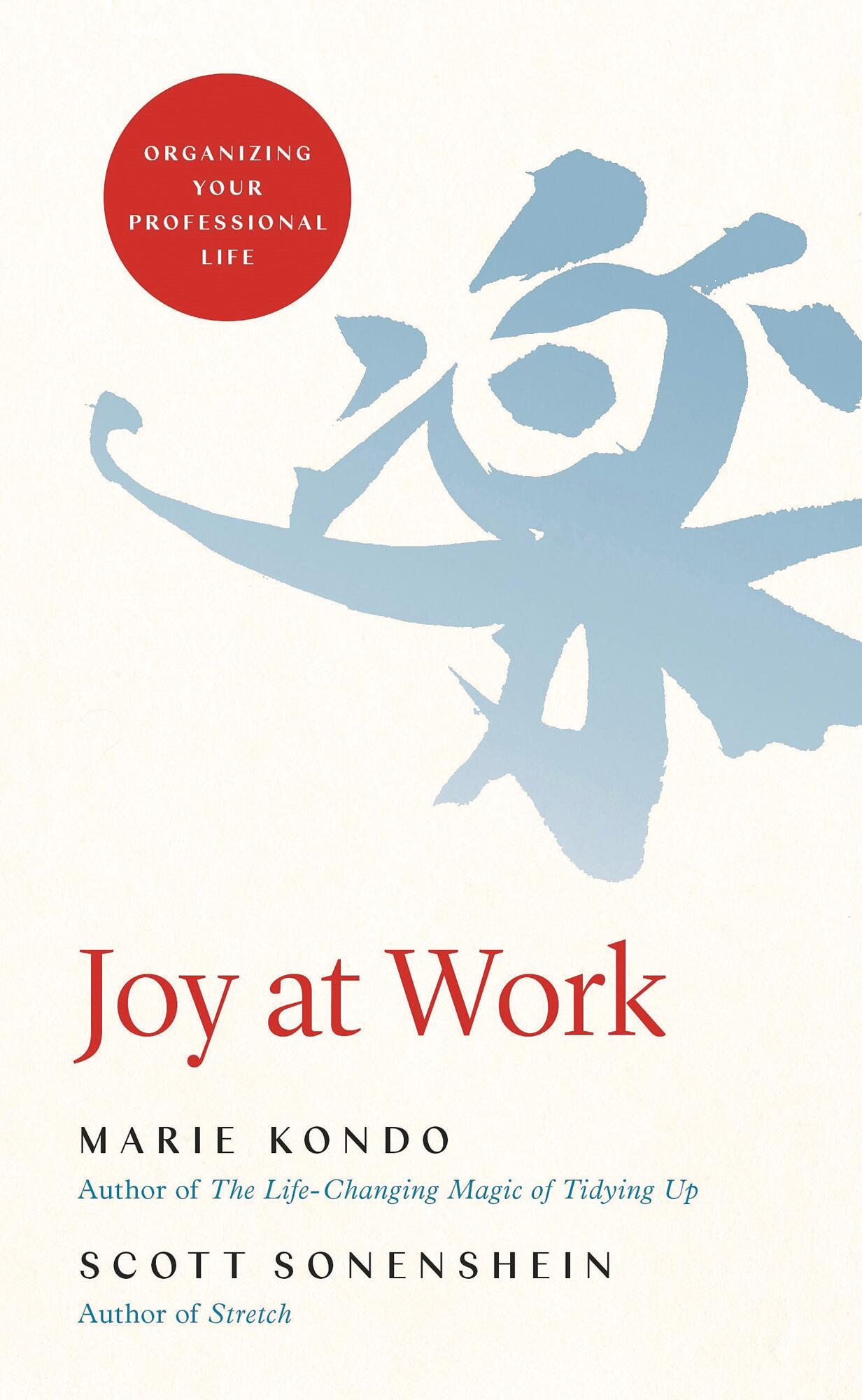 Joy at Work by Marie Kondo